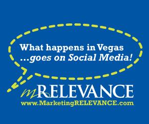 What happens in Vegas Goes on Social Media